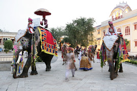 Royal wedding at The City palace jaipur