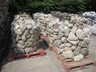 Control Soil Erosion With Decorative Stone Cobble