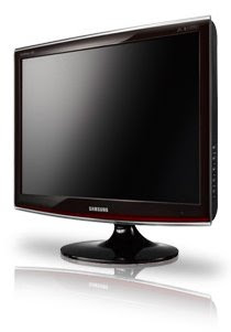 """Samsung 22"""" HDTV widescreen monitor w/ ATSC"""