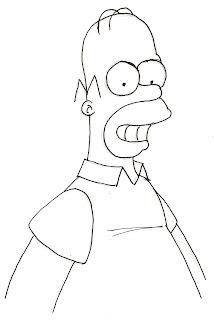 COOL PHOTOSHOP STUFF: Homer Simpson