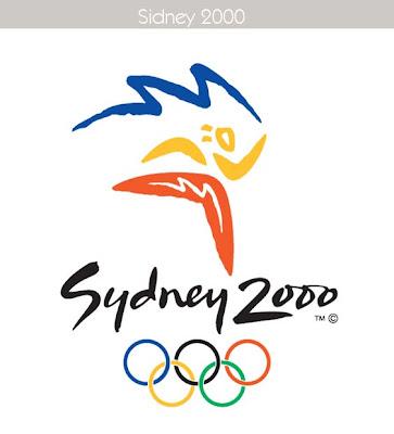2000 Todos los logos de todas las olimpiadas de la historia