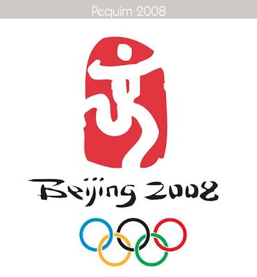 2008 Todos los logos de todas las olimpiadas de la historia