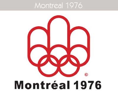 montreal+1976 Todos los logos de todas las olimpiadas de la historia