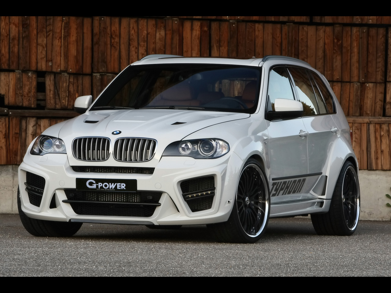 Bmw X5 2010 G Power Bmw X5 Typhoon Rs