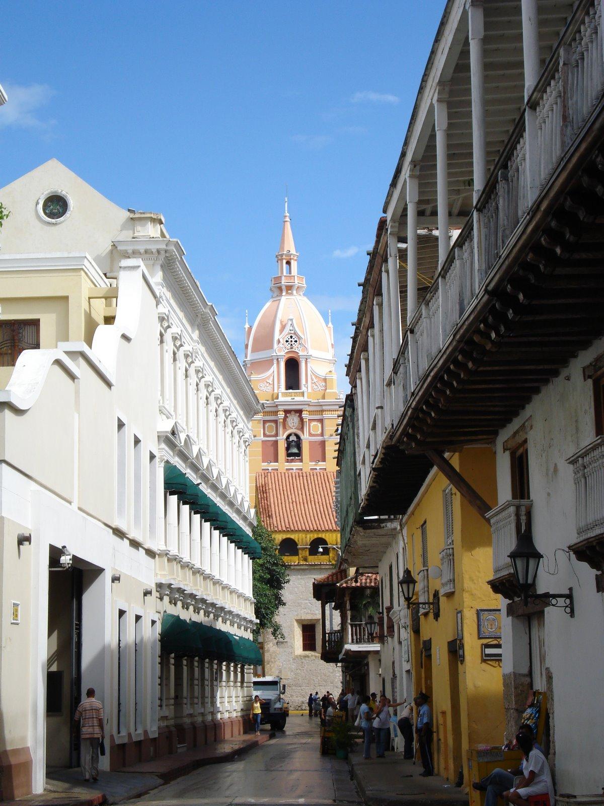 Yo Que Camino Cojo, Que Camino Cojo?: Cartagena, Santa