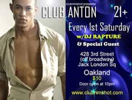 CLUB ANTON OAKLAND