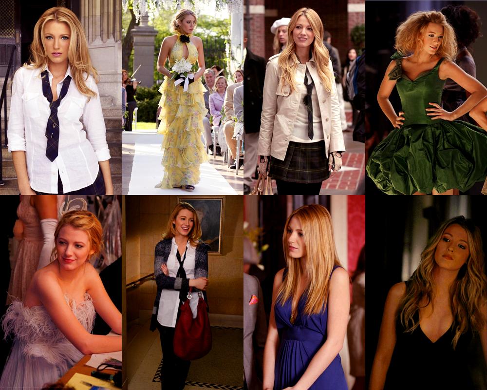 Silk And Spice Get The Look Gossip Girl Style Serena Van Der Woodsen