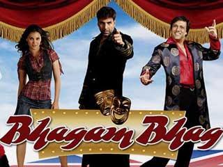 bhagam bhag outline