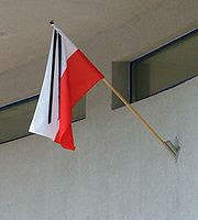 flaga z kirem