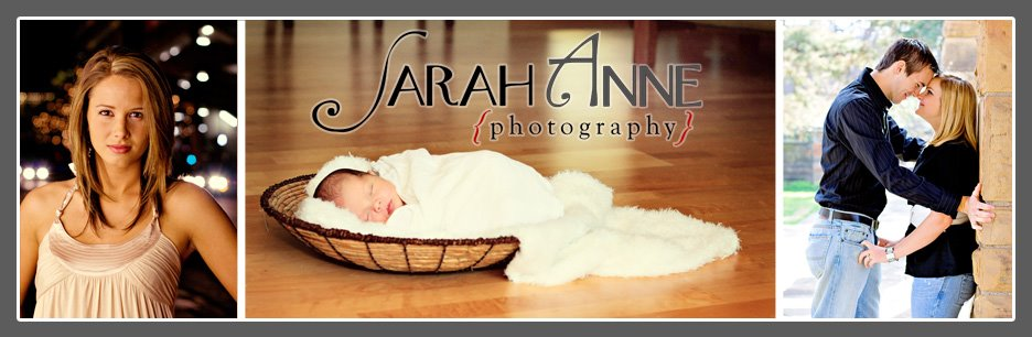 Sarah Anne Photograhy ~ Wedding * Boudoir * Infant Photography