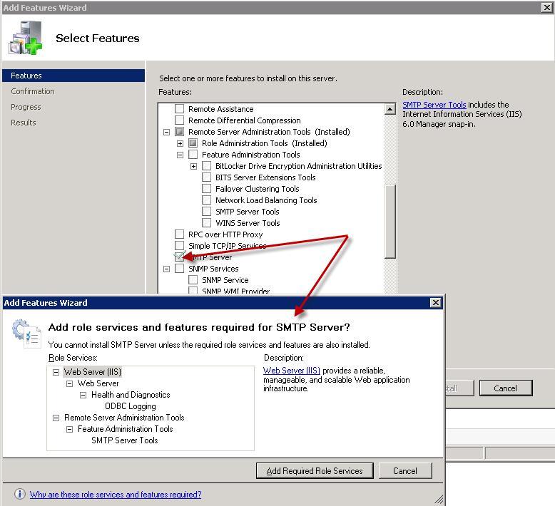 🔥 Setup and Configure SMTP Server on Windows Server 2008 R2