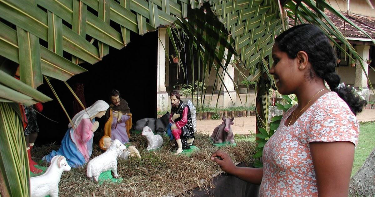 Sri Lanka Weihnachten