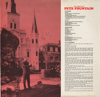 Pete Fountain Music The Best Of Pete Fountain Coral Records