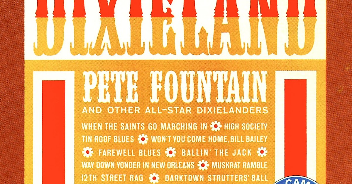 Dixieland Jazz Pete Fountain Discography Dixieland