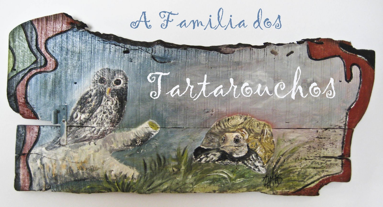 A familia dos Tartarouchos