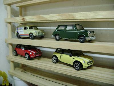 Pj Toy Car Display Rack For Die Cast Cars