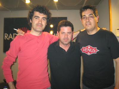 Con José Ignacio Lapido