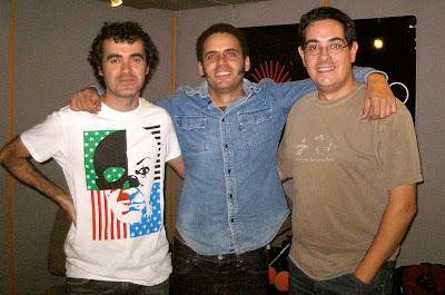 Con Jairo Eguein