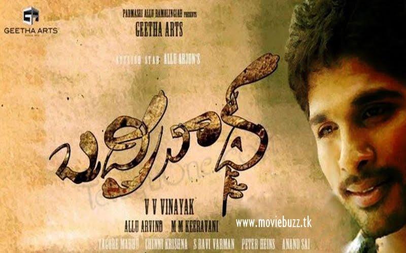 allu arjun new film badrinath movie wallpapers movie posters first ...