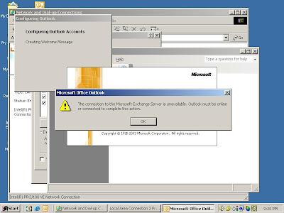MPECS Inc  Blog: SBS 2K3 Premium - Windows 2000 Professional and