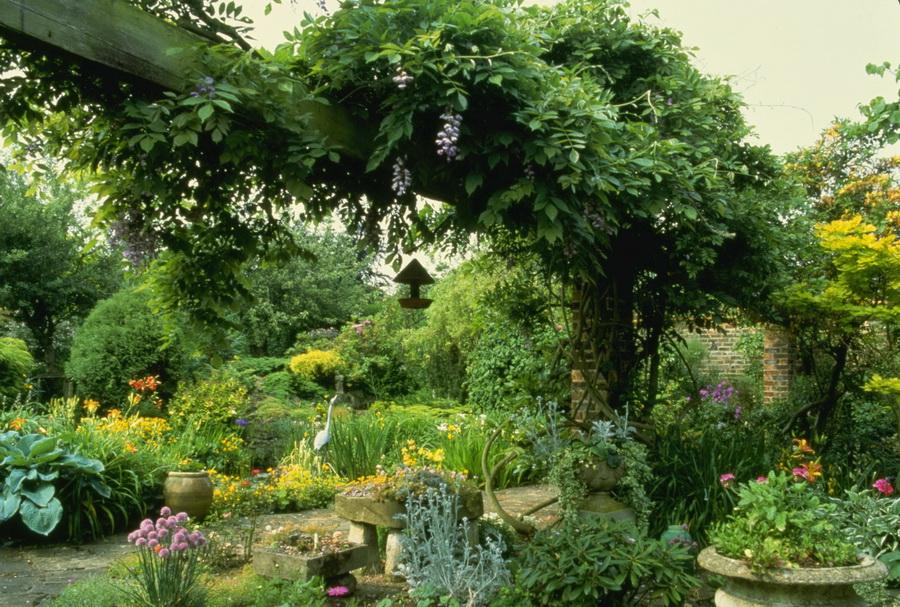 English Kitchen Garden Design
