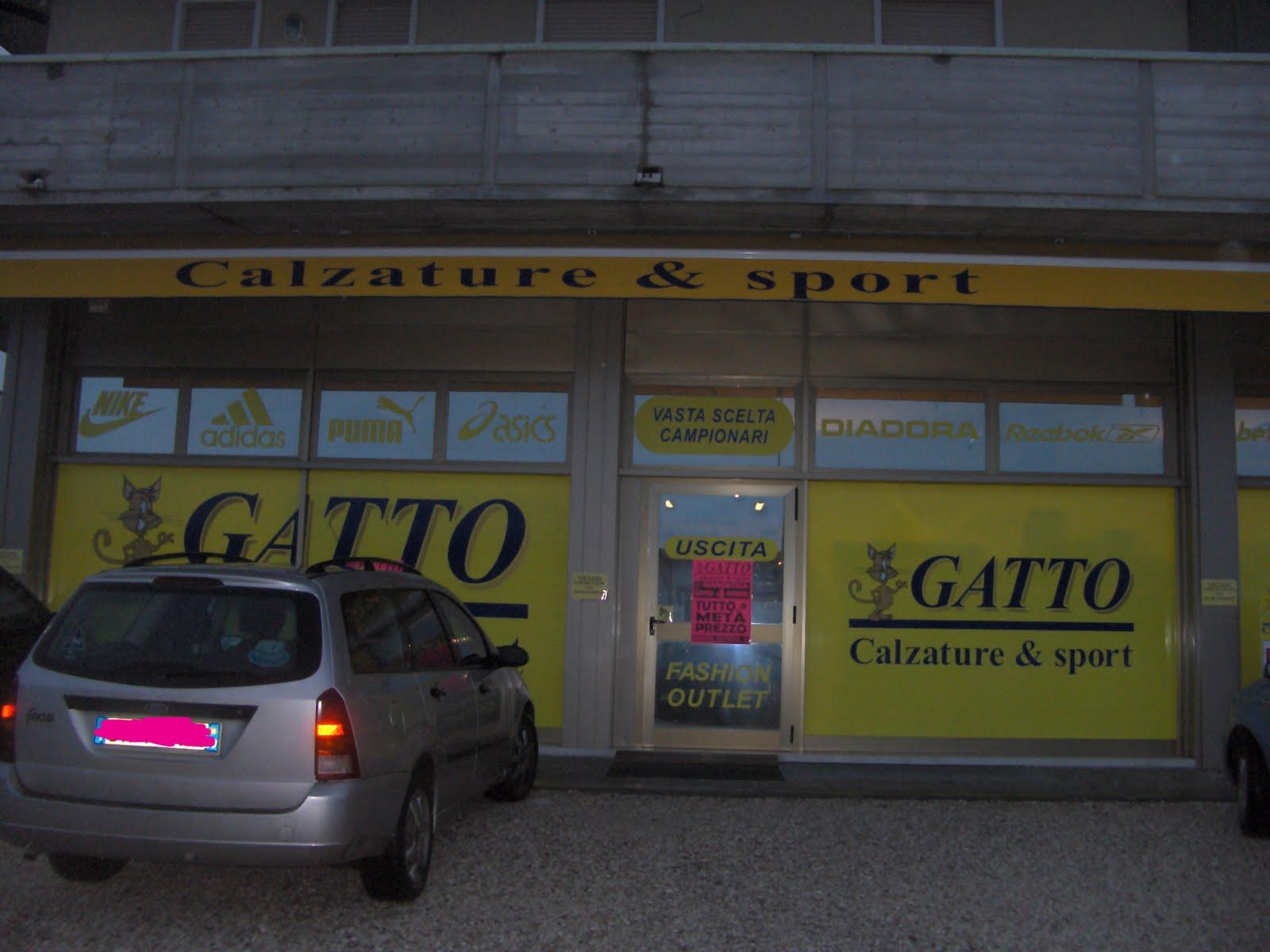 ItaliaGatto Spacci In ItaliaGatto Spacci In Calzatureamp; Sport Nnm8v0w