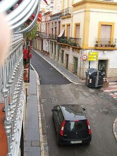 Finalizan las obras de asfaltado de la calle Real