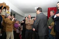 """El Alcalde de Almería en la primera """"levantá"""" de la Sentencia"""