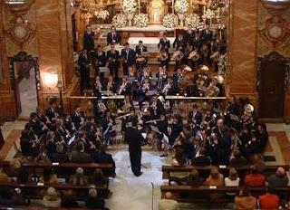 """Reestreno de la marcha """"El Cristo de la Buena Muerte"""", de Eusebio Rivera"""