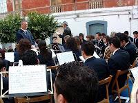 El domingo, concierto de Sorbas en la Virgen del Mar