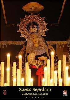 Presentado el cartel del Santo Sepulcro