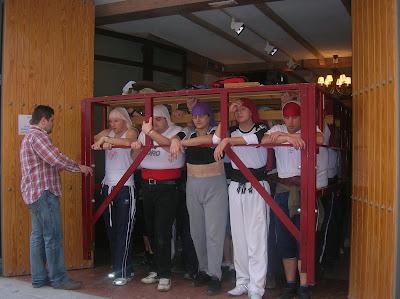 Ensayo de la cuadrilla de Fe y Caridad (10 de marzo de 2007)