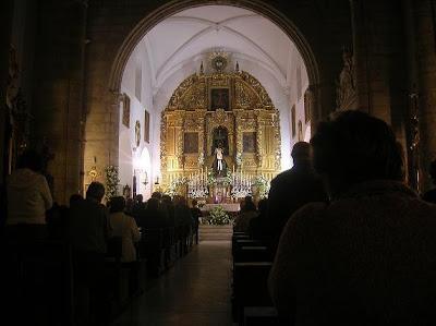 Comienza el Septenario a la Virgen de la Soledad