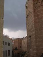 Llueve este Jueves Santo