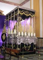 El Silencio solicita la salida de la Virgen del Consuelo con ocasión del Encuentro nacional de Cofradías