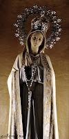 Concluye el Triduo en honor a la Virgen del Rosario de Fátima