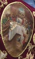 La Cena. Hoy comienza el Triduo de Exaltación y Adoración al Santísimo Sacramento