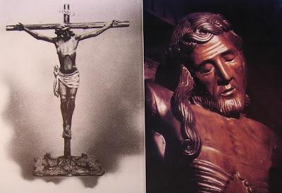 La Hermandad del Cristo de la Escucha edita nuevos dípticos con la oración a su titular