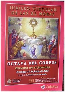 El Corpus chico de la Sacramental del Prendimiento saldrá el domingo
