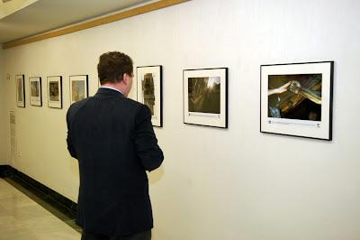 """El Cristo del Perdón y la Virgen del Rosario presentes en la exposición """"2006 un año en imágenes"""" de la Fundación Unicaja"""