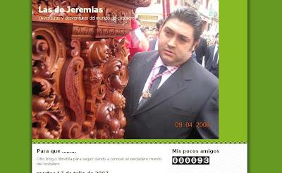 """""""Las de Jeremías"""", nuevo blog del mundo costalero"""