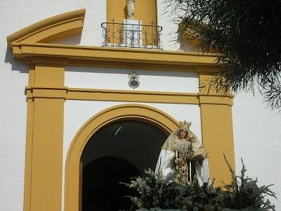 La Virgen del Carmen de Pescadería saldrá hoy en procesión