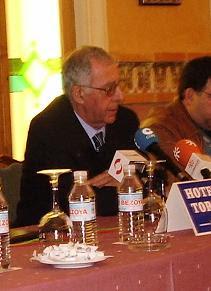 Luis Criado del Águila dará el pregón de la Feria