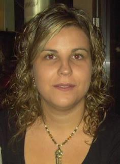 La administradora de este blog en el XX Encuentro nacional de Hermandades