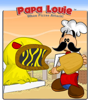 papa louie pizzeria