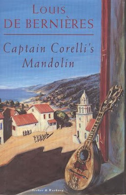 Bookride: Captain Corelli's Mandolin, 1994