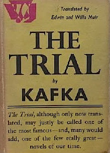 The trial franz kafka essays