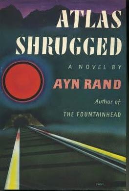 Bookride: Ayn Rand  Atlas Shrugged