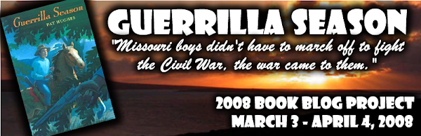 The Guerrilla Season Book Blog Project 2008