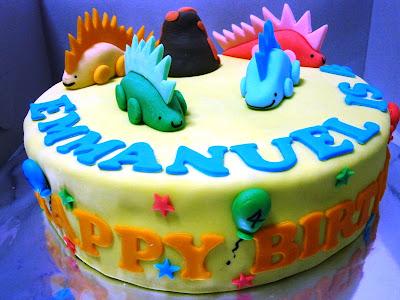 Happy Birthday Elisha Cake